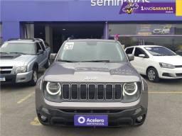 Título do anúncio: Jeep Renegade 2020 1.8 16v flex longitude 4p automático
