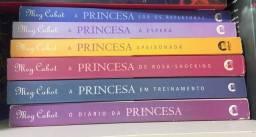 Livros diário da princesa (1-6)