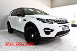 Land Rover Discovery Sport 2.0 16v Si4 Turbo SE 2018