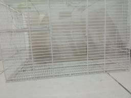 Vendo gaiola de hamster de três andares