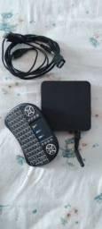 Título do anúncio: TV BOX MXQ PRO 4K SMART TV (LEIA O ANÚNCIO INTEIRO)