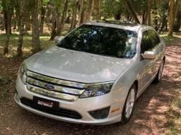 Ford Fusion - Suspensão a ar