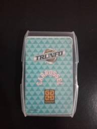 Título do anúncio: Super Trunfo Carrossel - RARO