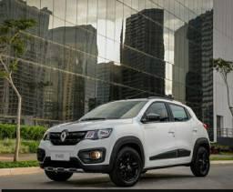 Renault Kwid pra aplicativo GNV