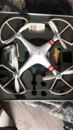 Título do anúncio: Vende -se drone (PHANTOM 1) Completo , só falta a bateria!!!!! PREÇO NEGOCIÁVEL