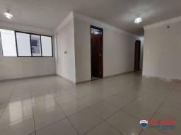 Título do anúncio: Apartamento com 3 dormitórios para alugar, 109 m² por R$ 2.500,00/mês - Manaíra - João Pes