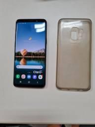 Samsung S9 128G excelente com NF