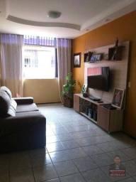 Apartamento com 3 dormitórios à venda, 82 m² por R$ 175.000,00 - Vila União - Fortaleza/CE