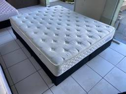 cama box queen size especial