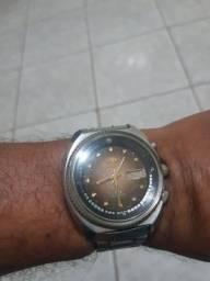 Título do anúncio: Relógio automático antigo em ótimo estado