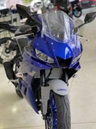 Título do anúncio: Yamaha Yzf R3 2021/22 - R$3.800,00