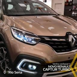 Título do anúncio: Nova Captur 1.3 turbo iconic