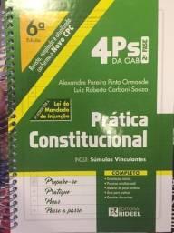 Título do anúncio: Livro de Prática Constitucional para OAB