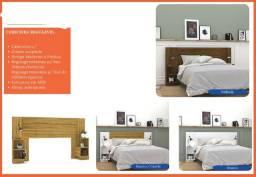 Cabeceira cama 1,40 ou quenn 1,60