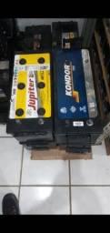 Bateria 180AH (garantia 3 meses) semi nova