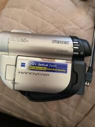 Filmadora Sony handycam 60x zoom