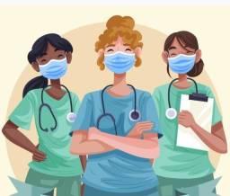 Título do anúncio: Trabalho como acompanhante de hospital