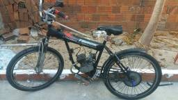 Título do anúncio: Bike motorizada aro 26 ut  pow 80 cc