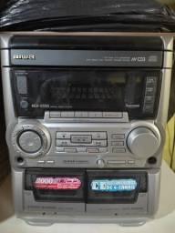 Aparelho de som Aiwa