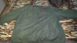 Jaqueta masculina com Pelo forrado Tamanho GG