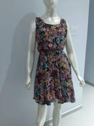 Título do anúncio: Vestido floral soltinho