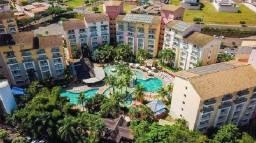 Título do anúncio: Resort com 1 dormitório à venda, 28 m² por R$ 138.000,00 - Jardim Santa Efigênia - Olímpia