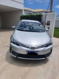 Título do anúncio: Corolla XEi 2.0 Flex 16V Aut - 19/19 - Apenas 25mil KM rodados!