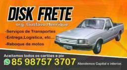Título do anúncio: transporte de móveis