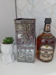Título do anúncio: Whisky Scotch Blended Chivas Regal