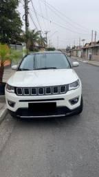 Título do anúncio: Oportunidade - Jeep Compass Limited Automática com Apenas 32.000 km rodados