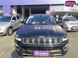 Título do anúncio: Jeep Compass 2018 2.0 16v diesel limited 4x4 automático