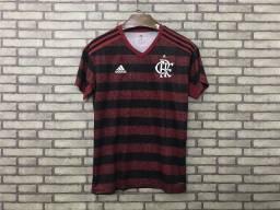 Camisa do Flamengo - Libertadores 2019 - Promoção Peças Limitadas