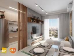 Título do anúncio: Apartamento 51m 2 quartos s/ 1 suíte com varanda e elevador próximo ao Municipal
