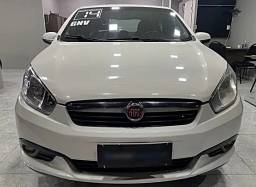 Fiat Grand Siena Attractive 1.4 (Com Gnv)/Parcelas 48x614,59