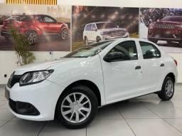 Renault Logan LOGAN AUTHENTIQUE FLEX 1.0 12V 4P FLEX MANUAL