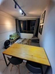 Oportunidade!! Flat Novo Boa Viagem com Quarto + HomeService + Tudo por R$1600,00
