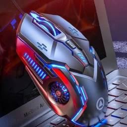 Título do anúncio: Mouse Com Fio G5 Gamer 3200dpi Com Luz Led De Fundo