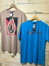 2 camisetas por R$ 50,00 no dinheiro