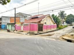 Título do anúncio: Casa de Esquina  Cidade Nova Manaus
