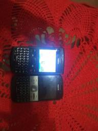 Nokia e5 e x2 totalmente funcional  os dois