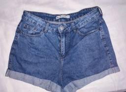 Título do anúncio: Short Jeans MOM 40