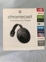 Título do anúncio: Chromecast Usado funcionando