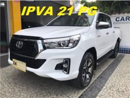 Toyota Hilux 2019 2.8 srx 4x4 cd 16v diesel 4p automático
