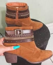 Bota Cano Baixo - Dafiti Shoes