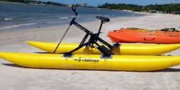 Bike aquática