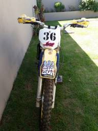 Moto Yamaha DT 200 - 1997 - Trilha