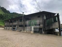 Título do anúncio: Predio + Terreno para locação - Santos