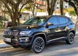 Título do anúncio: Jeep Compass Trailhawk  2.0 4x4 Diesel Blindada Nivel III 2018