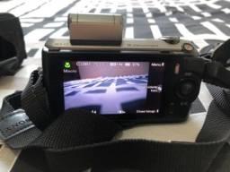 Título do anúncio: Câmera Digital Sony NEX-C3 Preta