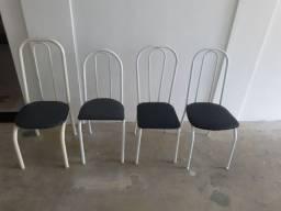 Título do anúncio: Jogo de cadeiras para mesa de jantar
